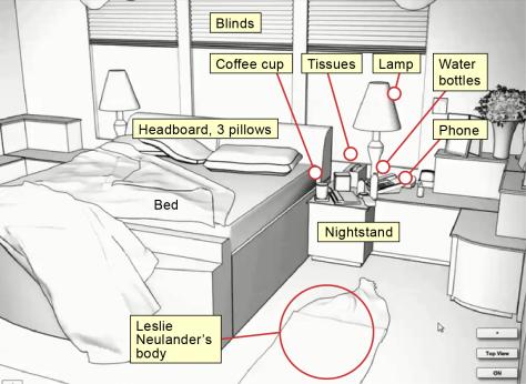 NEULANDER BEDROOM 2