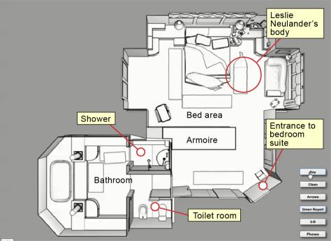 NEULANDER BEDROOM