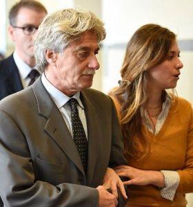 Robert Neulander and daughter Jenna