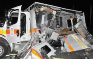 Photo 28 - Ambulance Crash