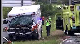 Photo 29 - Ambulance Crash