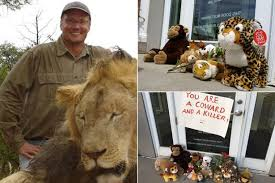 Dr Walter Palmer 'doing what I love'